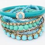 Fashion Multilayer hot Beaded Bracelet